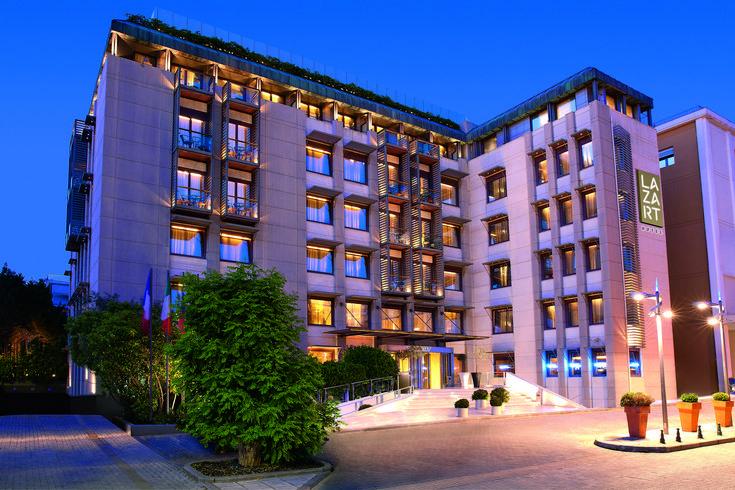 •An urban adventure awaits you just beyond our doors! #discover #adventure #culture #Thessaloniki #Lazart #Hotel