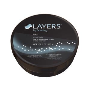 NEW PRODUCT LINE-Scentsy Layers Luna Body Butter - can't wait to get some of this!: Layered Body, Perfect Scented, Bath And Body, Scentsy Layered, Scentsy Body, Shea Butter, Butter 12, Aloe Vera, Body Butter