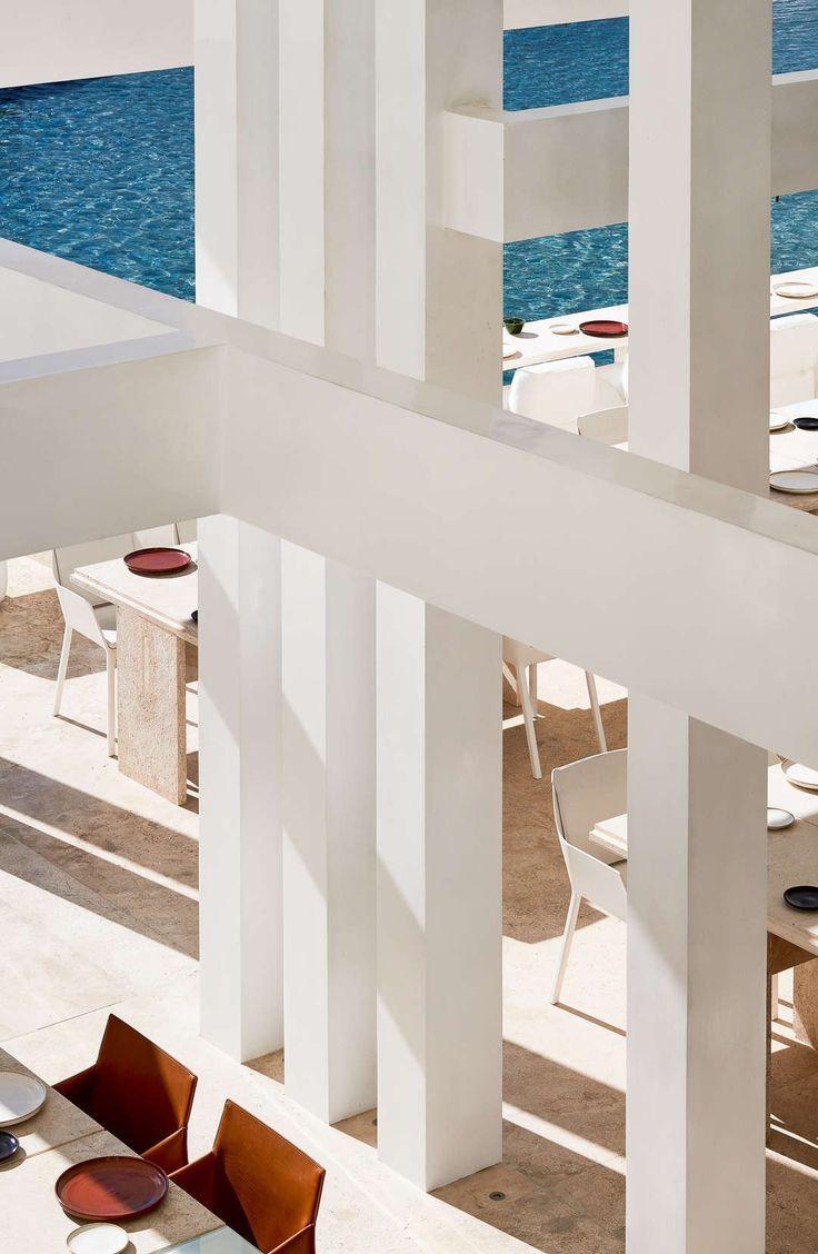 Portfolio interior design diane bergeron interiors - Mar Adentro Hotel Mexico By Miguel Angel Aragones Architecture Interiors March