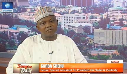 Nigerians react to Shehu Garba's statement that IPOB members are terrorists while Fulani Herdsmen are criminals http://ift.tt/2jLB4iZ
