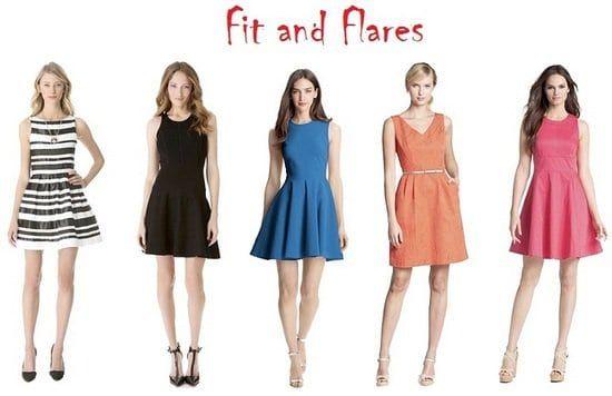 4e67d2ba4d22b Dresses for inverted triangle figure fashion tips jpg 550x356 Inverted  triangle figure