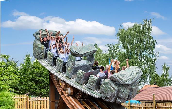 Erlebnispark Steinau Steinau An Der Strasse Freizeitpark Heide Park