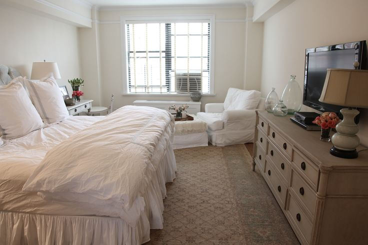 could be our new bedroom layout- with or without the tv?