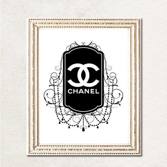 68 Best Images About Chanel Printable Logos On Pinterest