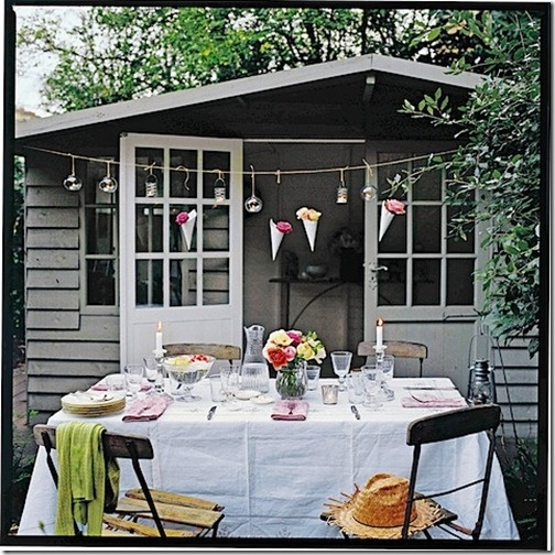 Party shed - I need one of these!