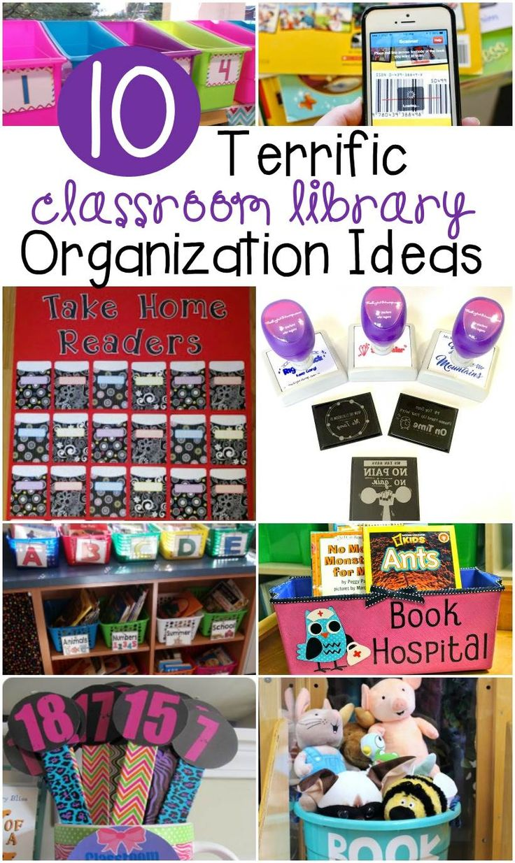 These must try classroom library organization ideas are some fun tips from teachers that are sure to help your classroom library too!