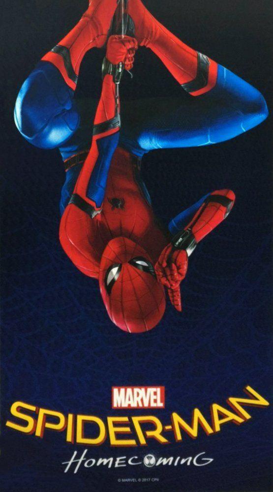Постеры: Человек-паук: Возвращение домой / Постер фильмa «Человек-паук: Возвращение домой» (2017) #2950349