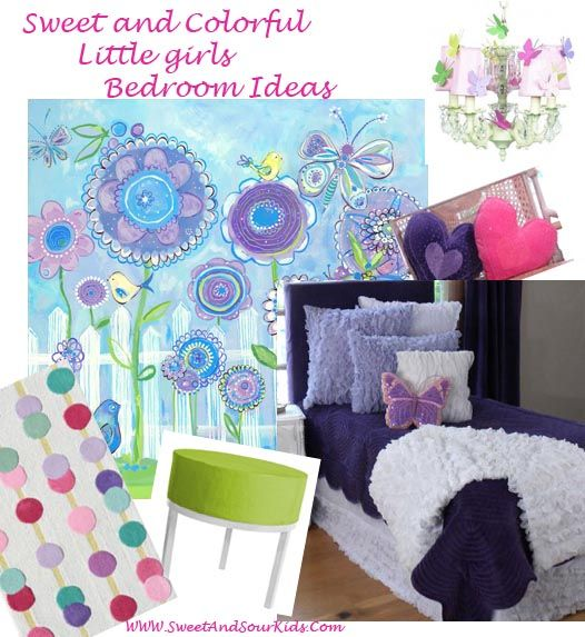 Girls bedroom ideas lavender pink twin girls rooms my style pinterest more bedrooms - Little girl purple bedroom ideas ...