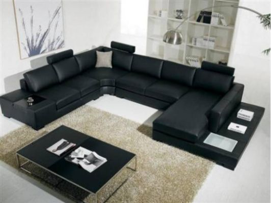 Black and White Formal Decorating - Home and Garden Design Idea's