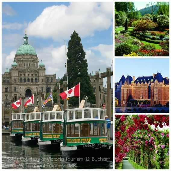 Victoria BC with kids