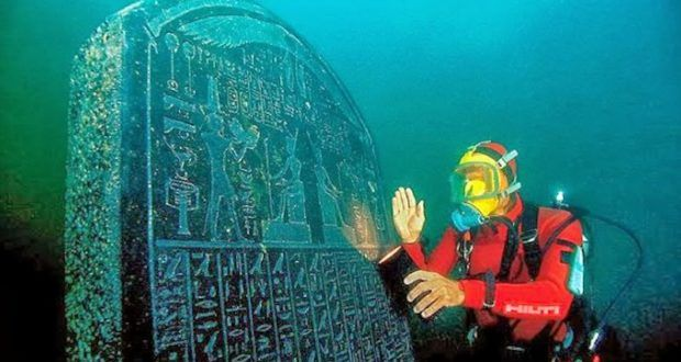 Penemuan Bandar Firaun Berusia 1500 Tahun Bukti Kebenaran Al-Quran