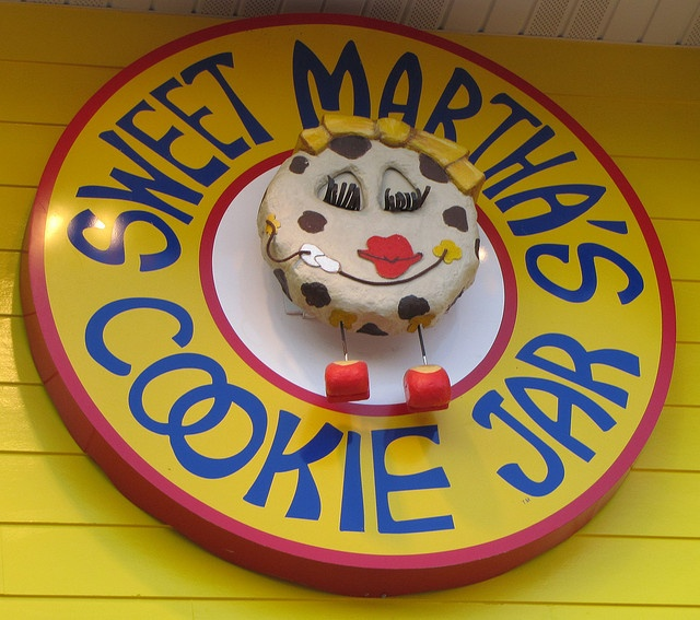 Sweet Martha's by meottot, via Flickr