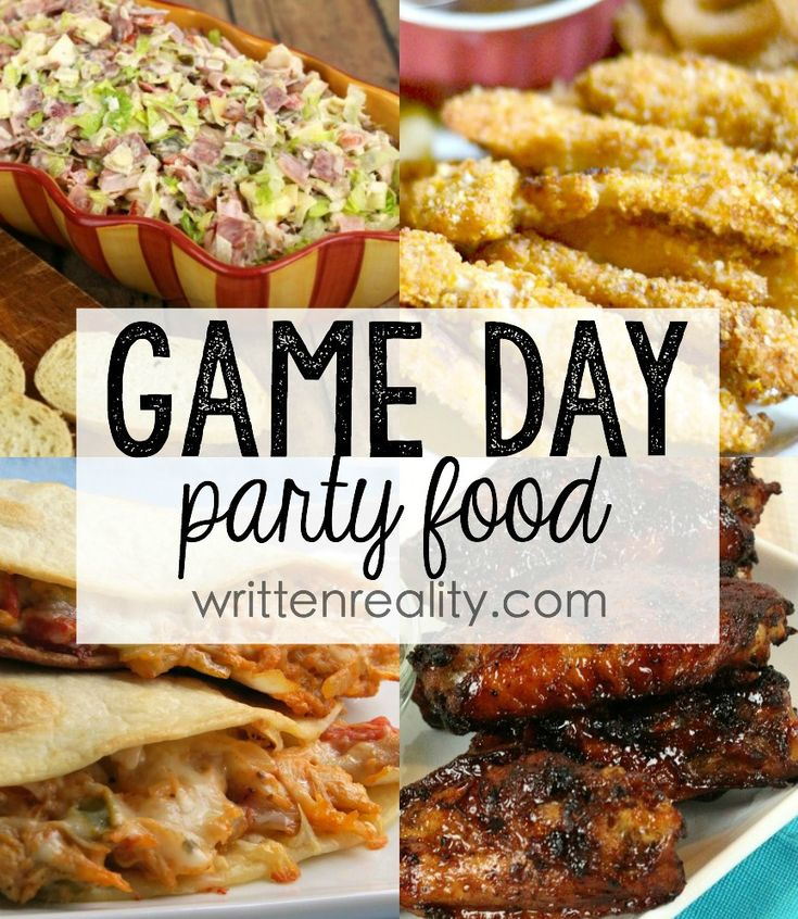 Here's a list of delicious crowd-pleasing game day appetizers and snack ideas loaded with tail-gating recipes that are out of this world.