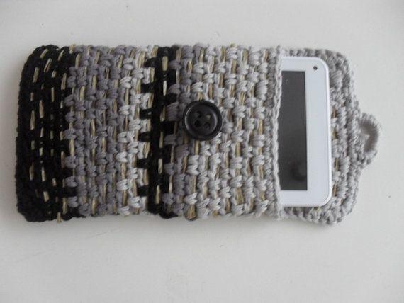 Tablet/E-reader hoes Nederlands haakpatroon door BlageCrochetDesign