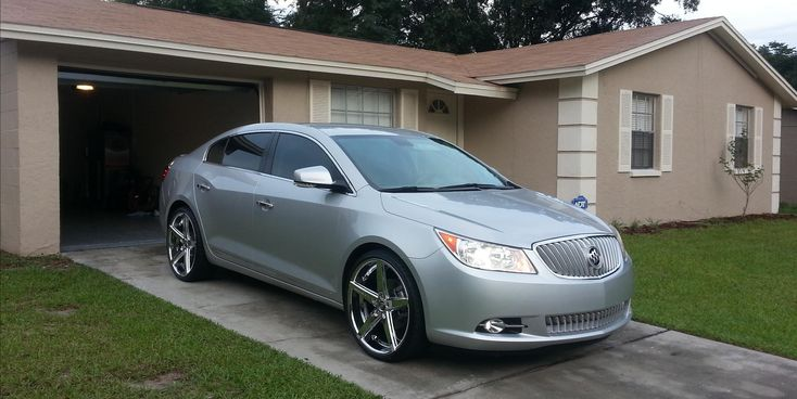 2012 Buick LaCrosse - View all Customized 2012 Buick LaCrosse at CarDomain