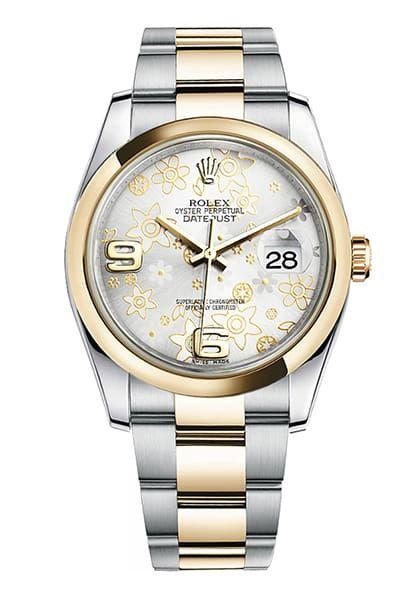 2017 New Rolex DATEJUST 36 Womens Luxury Watch 116203 SLVFO | www.majordor.com | @majordor | #majordor