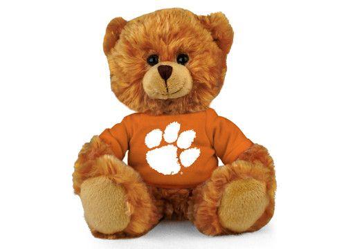 Clemson Stuffed Teddy Bear