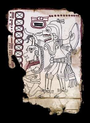 Scientists say an ancient Mayan book called the Grolier Codex is the real deal