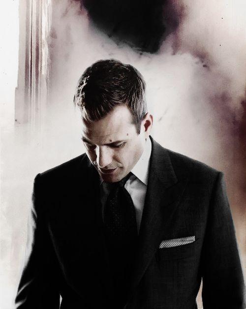the great Harvey Specter