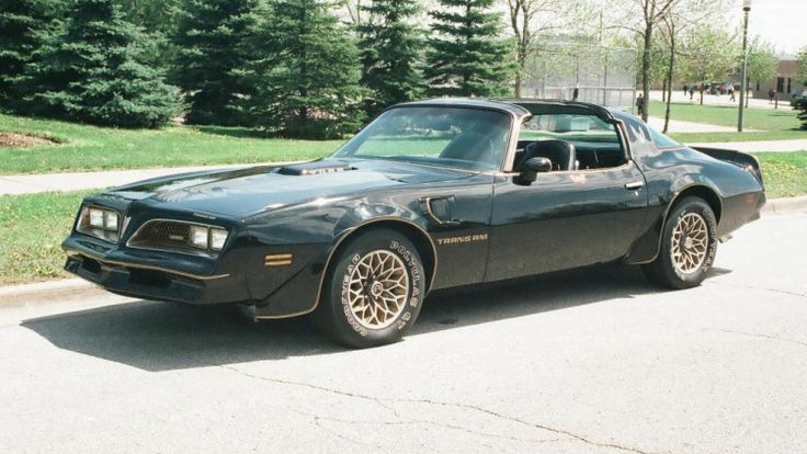 Burt Reynolds' personal 1977 Trans-Am from Smokey And The Bandit for sale