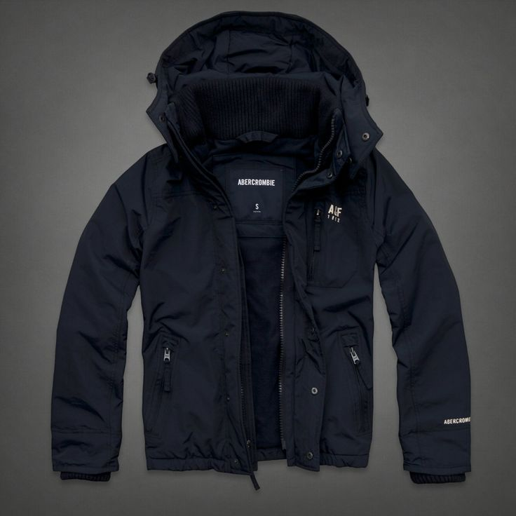 Mens A&F All-Season Weather Warrior Jacket | Mens Outerwear | eu.Abercrombie.com