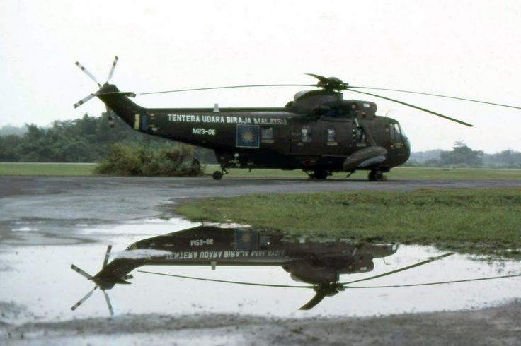 A Sikorsky Sea King helicopter in Royal Malaysian Air Force (RMAF - cbp marine interdiction agent sample resume