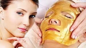 FACIAL GOLD  Manfaat facial 'emas' meliputi : melancarkan aliran kelenjar getah bening, menghilangkan racun dari tubuh, meregenerasikan sel-sel baru, dan meningkatkan elastisitas dan kelembutan kulit dengan menggunakan emas 24 karat
