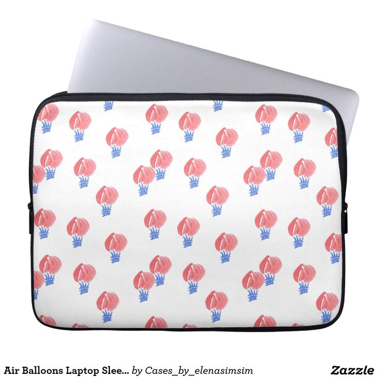 Air Balloons Laptop Sleeves 13''
