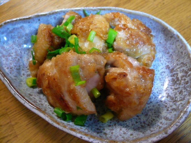 マヨネーズとポン酢で簡単においしい炒め物♬ご飯がすすみます♡