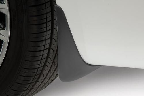 Protect your car with Genuine OEM 2014-2016 Kia Cadenza Mud Guards (X009). These Genuine OEM 2014-2016 Kia Cadenza Mud Guards (X009) are custom-fitted and are made of a durable thermoplastic.