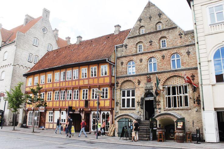 Aalborg, mehr unter http://www.herzensort.de #aalborg #denmark #travel #wanderlust #shopping #citytrip