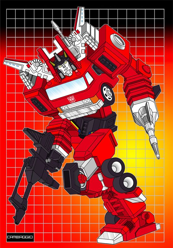 Transformers Generation 1 Cartoon Characters : Best images about transformers generation one