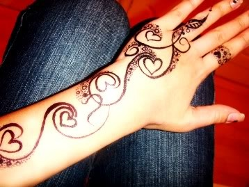 Henna....simplest of all!