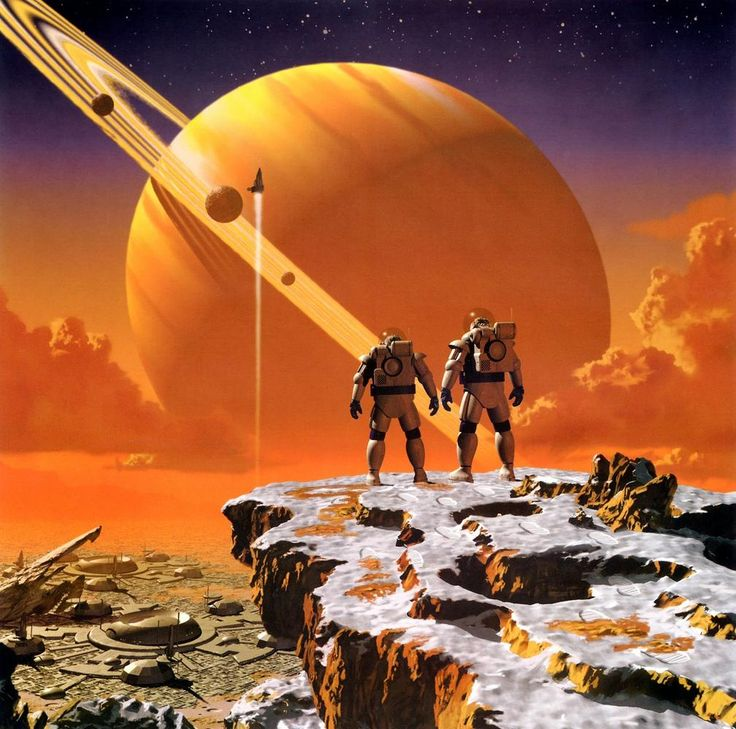 1000+ images about SF: Classic Sci-Fi on Pinterest | Planets ...
