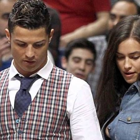 Cristiano Ronaldo celebrates ex-girlfriend Irina Shayk's pregnancy!