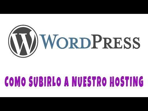 A must watch video: Como Instalar Wordpress En Un Hosting Gratis - http://www.the-domain-name-checker.com/a-must-watch-video-como-instalar-wordpress-en-un-hosting-gratis