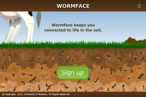 INTERACTIVE STUDENT ACTIVITY - Wormface – social networking for earthworms - In this activity, students research an earthworm of their choice before completing a Wormface profile for their earthworm. This activity is designed to replicate the creation of an online social networking profile (like Facebook) and requires computer access.