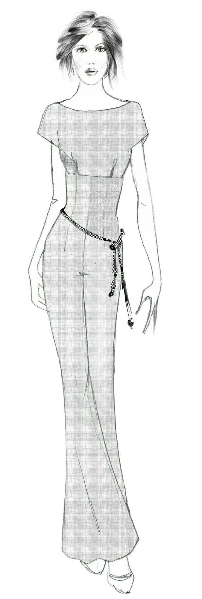 243 best a jumpsuit sewing ideas tutorial images on pinterest made to measure sewing pattern from lekala jeuxipadfo Choice Image