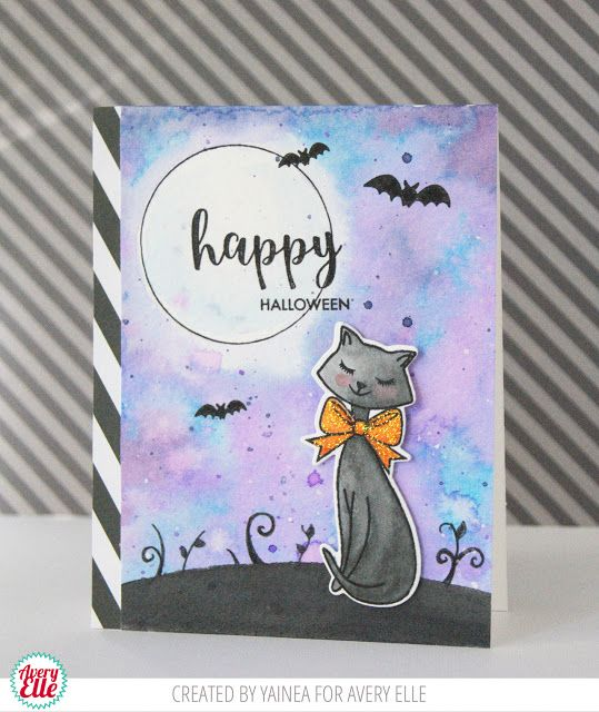 A Pretty Gift Tag. Halloween CardsHappy ...