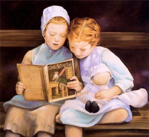 Nancy Noel : Little Silver Tale....réépinglé par Maurie Daboux .•*`*•. ❥