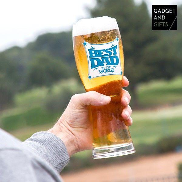 Vaso de Cerveza Best Dad Gadget and Gifts - NASHOOP