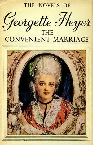 The Convenient Marriage by Georgette Heyer - Another Heyer non-Regency