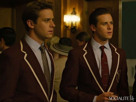 10 Reason Why We Find Armie Hammer So Sexy