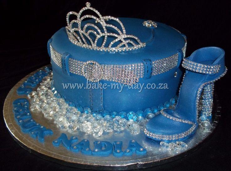 denim and diamond cakes | 933px