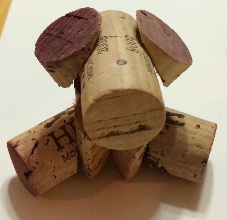 Cork Animals: 1000+ Images About Wine Cork
