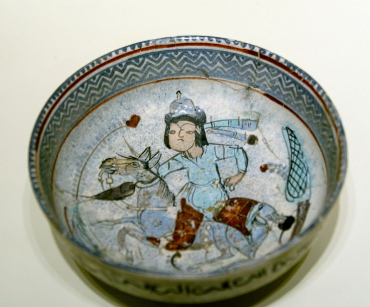Ray (Tehran) Bowl Minai Ware 12-13 cent Settle Art Museum … | Flickr - Photo Sharing!
