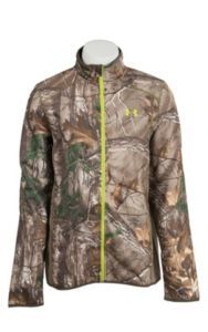 Under Armour Men's Realtree Xtra UA ColdGear Infrared Scent Control Jacket | Cavender's