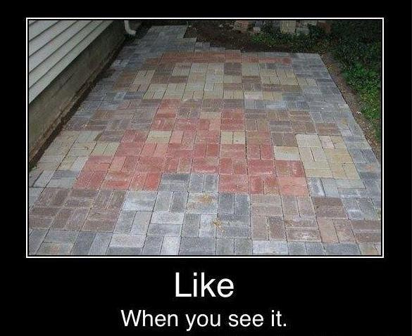Like = when u see it photo : 3245 | LOL Everytime
