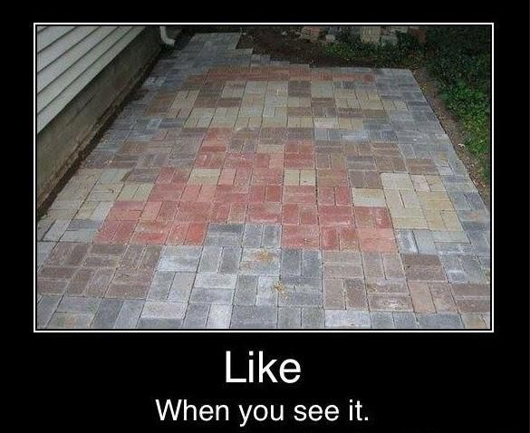 Like = when u see it photo : 3245 | LOL Everytime