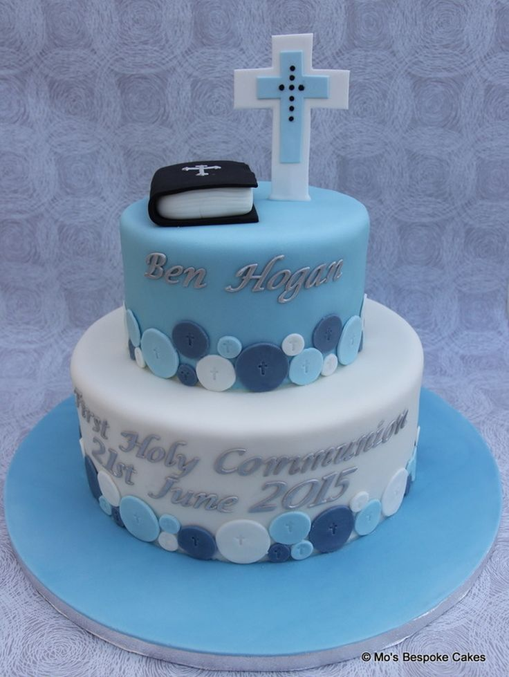 cake first communion boy - Buscar con Google